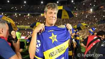 Pergolini (vice de Boca), critica a la Conmebol por el inicio de la Libertadores - Iusport