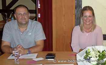 Julia Blümel führt die Teninger CDU - Teningen - Badische Zeitung - Badische Zeitung