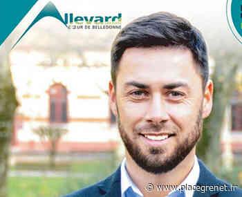 Sidney Rebboah devient maire d'Allevard avec 37,52 %   Place Gre'net - Place Gre'net