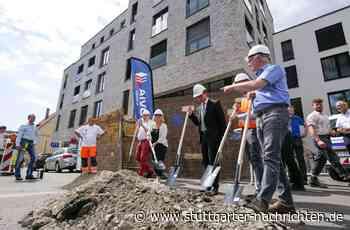 Bauprojekt in Gerlingen - Die Innenstadt bleibt eine Baustelle - Stuttgarter Nachrichten