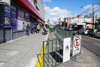 Vicente López amplió el espacio de circulación peatonal en Carapachay - elcomercioonline.com.ar