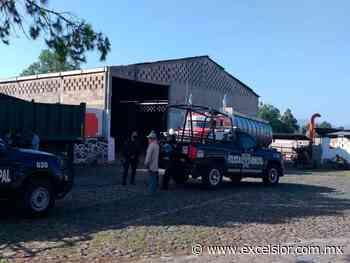Mueren dos trabajadores al interior de tinaco de levadura en Hidalgo - Excélsior