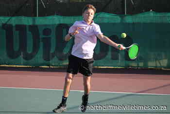 Tennis players are happy to be back at Marks Park - Northcliff Melville Times
