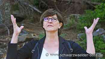 Nordschwarzwald: Saskia Esken zu Besuch im Nationalpark - Schwarzwälder Bote