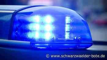 Baiersbronn: Nach tödlichem Unfall: Polizei sucht Taxi - Baiersbronn - Schwarzwälder Bote