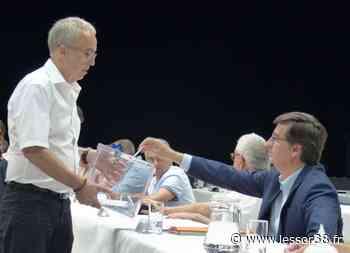 Thierry Kovacs réélu président de Vienne Condrieu Agglomération - Essor Isère