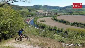 Mountainbike-Profi empfiehlt sechs Touren rund um Saalfeld - Ostthüringer Zeitung