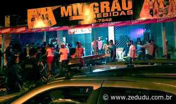 Paragominas: Operação Integrada fecha bares, faz autuações e apreende equipamentos de som automotivo - Blog do Zé Dudu