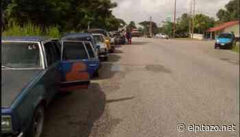 Monagas | Conductores: guardias revenden a $1 por litro de gasolina en Caripito - El Pitazo