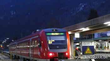 Kreisrat Josef Dornach fordert Geld für Schienenverkehr im Oberallgäu - Kreisbote