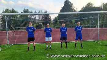 Fussball: Neue Spieler für SV Baiersbronn - Schwarzwälder Bote