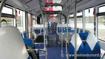 Douai : ils brisent la vitre d'un bus du réseau Évéole - La Voix du Nord