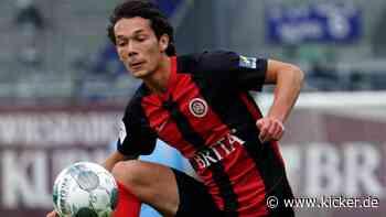 Angebot ausgeschlagen: Lorch verlässt Wehen Wiesbaden - kicker