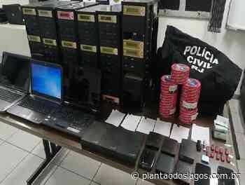 Esquema de fraudes em cursos preparatórios para concursos tinha ramificações em Araruama e Saquarema - Plantão dos Lagos