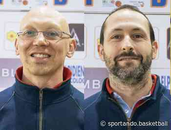 Virtus Basket Civitanova Marche: Mario Matricardi e Marino Pelusi completano lo staff tecnico - Sportando