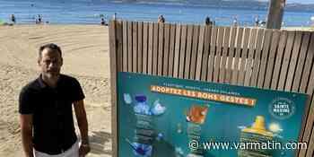 Crème solaire, mégots, plastique... À Sainte-Maxime, il est temps d'adopter les gestes écoresponsables sur les plages - Var-Matin