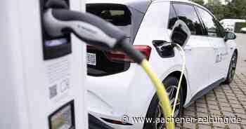 Elektromobilität nimmt zu: Deutlich mehr E-Autos im Kreis Heinsberg unterwegs - Aachener Zeitung