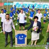 Fußballferiencamp in Bautzen eröffnet - WochenKurier