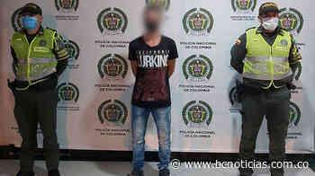En Chinchiná capturaron a un hombre que debía cumplir prisión domiciliaria - BC Noticias