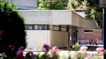 Stadthalle Metzingen Sanierung: Die Stadthalle sowie die Öschhalle sollen runderneuert werden - SWP