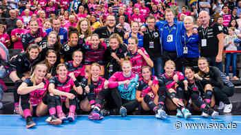 Frauenhandball TusSies Metzingen: DHB-Pokal Olymp-Final-4 ist abgesagt - SWP