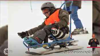 La inspiradora historia de Rafael Tenjo, el deportista paralímpico - Canal Capital
