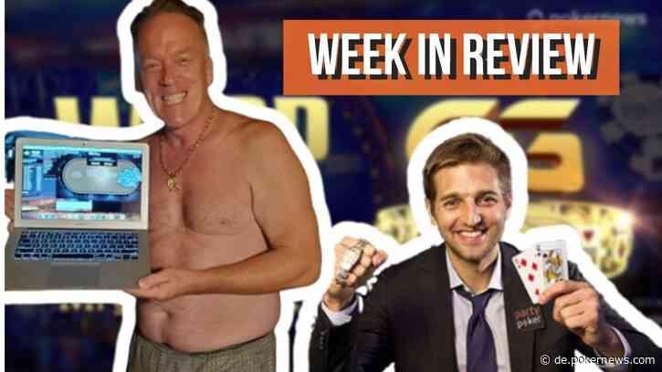 PokerNews Week in Review: Pat Lyons, Tony Dunst & GGPoker Crash