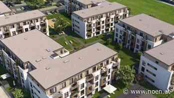 Innovativer Bau - Neuer Wohnpark für Ebersdorf - NÖN.at