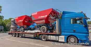 Buseck/Reiskirchen/Grünberg: Kontrollen auf der A 480 und der A5 - Lasterfahrer und Raser im Visier - Mittelhessen