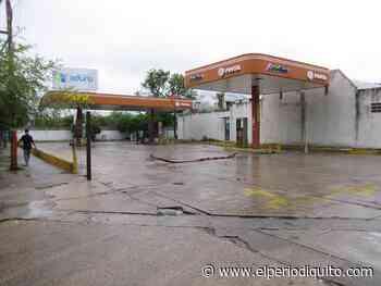 Permanecen cerradas estaciones de servicio de Maracay - El Periodiquito