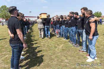 Emouvant adieu à Chaumont pour le rugbyman Frank Combeau - le Journal de la Haute-Marne