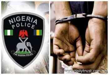 Adamawa communal clash: Police arrest 16, recover arms - Daily Trust