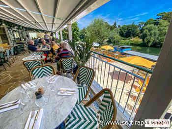 Maison Louveciennes, le restaurant-plage en bord de Seine - sortiraparis
