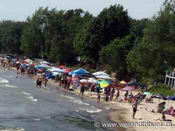 Beach crowds in Niagara should shrink in Stage 3, Wainfleet mayor says - WellandTribune.ca