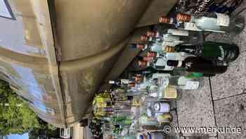Unterhaching: Luxus-Müllhäuschen soll Blickfang werden - Merkur.de