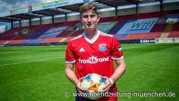 Vertrag bis 2023 - TSV 1860 verliert Talent Hirtlreiter an Unterhaching - Abendzeitung