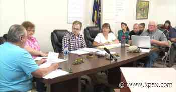 Stevensville returns to remote Town Council meetings - KPAX-TV