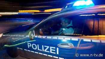 Sachsen:31-Jähriger in Freiberg mit Axt unterwegs - n-tv NACHRICHTEN