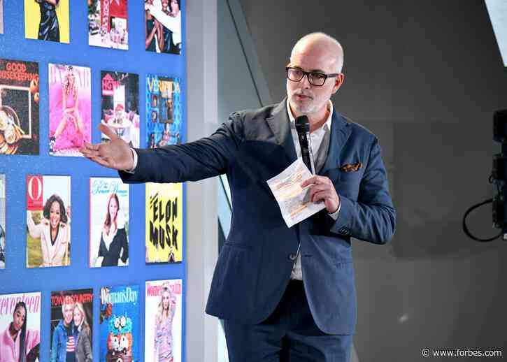 Hearst Magazine Employees Allege A Toxic Work Environment Starting With President Troy Young - Forbes