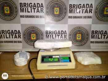 Brigada Militar de Marau prende três homens e apreende um adolescente por tráfico de drogas - Portal de Camaquã