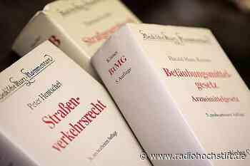 Mann aus Bad Driburg-Erpentrup gewinnt Rechtsstreit gegen Bundesamt für Justiz - Radio Hochstift