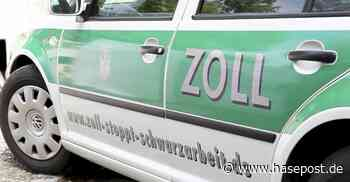 Schwarzarbeit und Betrug - Hauptzollamt Osnabrück ermittelt gegen Imbissbetrieb aus Bad Bentheim - HASEPOST