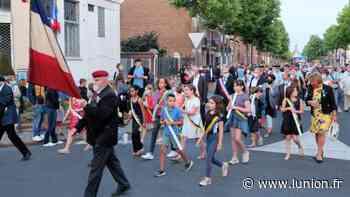 Chauny: fête nationale, comme c'est bon de reprendre des couleurs! - L'Union