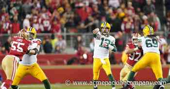 Should the Packers move away from 11 personnel? - Acme Packing Company