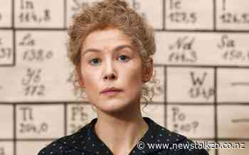 Rosamund Pike on portraying Marie Curie in Radioactive - Newstalk ZB