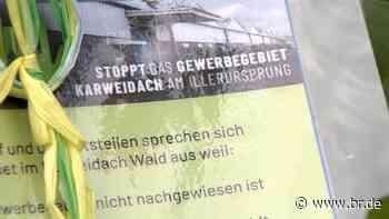 Oberstdorf: Pläne für Gewerbegebiet am Illerursprung gestoppt - BR24
