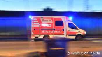 Zwei Verletzte bei Frontalzusammenstoß in Becherbach bei Kirn - t-online.de
