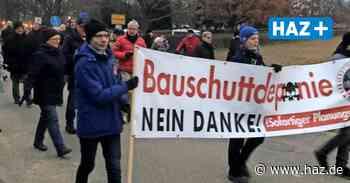 Ronnenberg: Kalihalde Bürger rufen zur Mahnwache auf - Hannoversche Allgemeine