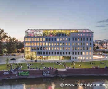 Edifício Concordia Design Wrocław / MVRDV - ArchDaily Brasil