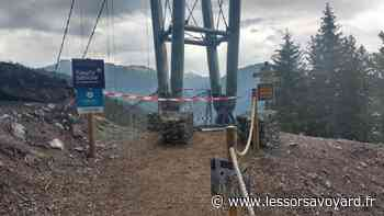 Passy: la passerelle himalayenne reste fermée - lessorsavoyard.fr